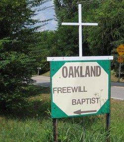 Oakland Baptist Church Cemetery