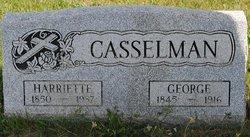 Harriette <i>McClish</i> Casselman