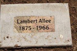 Lambert Nelson Allee
