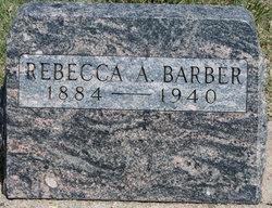 Rebecca Alena <i>Schneider Ghumm</i> Barber