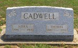 Nora <i>Humphreys</i> Cadwell
