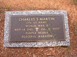 Charles S Martin, Jr