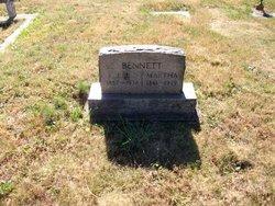 Martha Jane Bennett