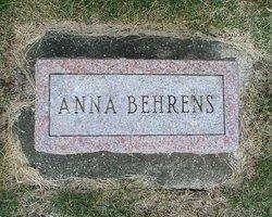 Anna M C Behrens