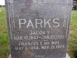 Susan Frances Emily <i>Garland</i> Parks