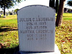 Julius Caesar Laughlin
