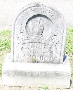 Minerva Annie Emma Mary Annie <i>Tally</i> Hodges