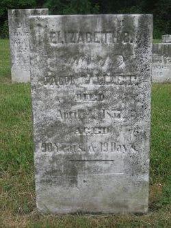 Elizabeth Barbara <i>Ritter</i> Balliet