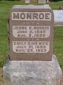 Jesse B Monroe