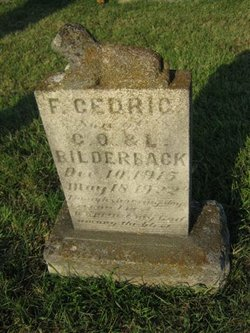 F. Cedric Bilderback