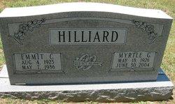 Myrtle Mae <i>Gray</i> Hilliard