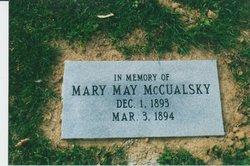 Mary May McCualsky