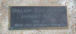 Dillion Ray Abram