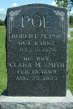 Clara Mary <i>Smith</i> Poe