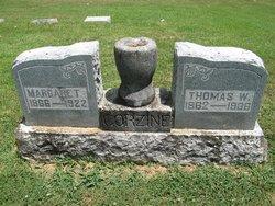 Thomas W Corzine