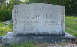 Mary <i>Stanley</i> Jewell