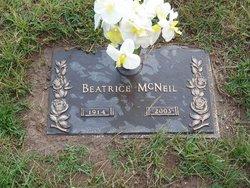 Beatrice Bea <i>Keef</i> McNeil