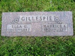 Ella Geneva <i>McGinnis</i> Gillespie