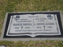 A Ronnie Alvarez