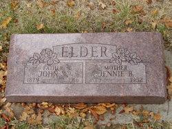 Jeanette Jennie <i>Brodie</i> Elder