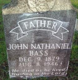 John Nathaniel Bass