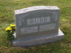 William Dewey Bubb