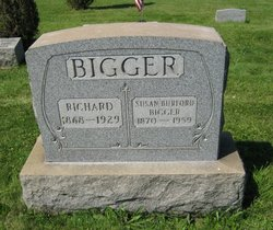 Susan <i>Burford</i> Bigger
