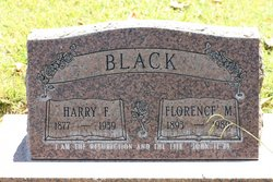 Harry F Black