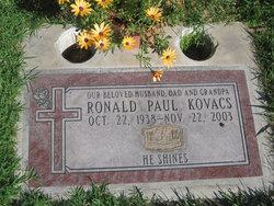 Ronald Paul Kovacs
