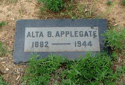 Alta Bertha <i>Chenoweth</i> Applegate