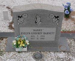 Evelyn Nanny <i>Godfrey</i> Barnett