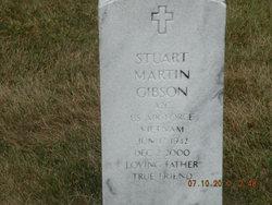 Stuart Martin Gibson