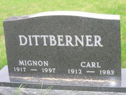 Mignon Blanche <i>Olson</i> Dittberner