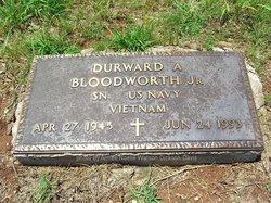 Durwood Allen Bloodworth, Jr