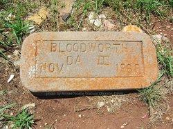 Durwood Allen Bloodworth, III