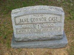 Jane <i>Connor</i> Case