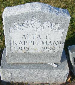 Alta C Kappelman