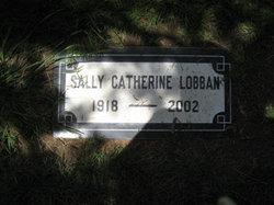 Sally Catherine Lobban