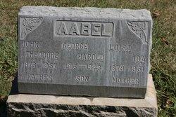 George Harold Aabel
