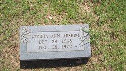 Patricia Ann Abshire