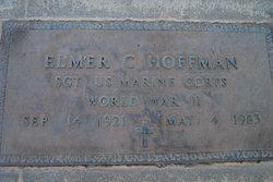 Sgt Elmer C Hoffman