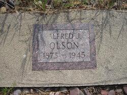 Alfred John Olson
