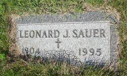 Leonard John Sauer
