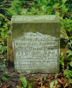 Jefferson Davis Coker