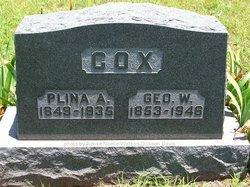 Plianna A. Cox