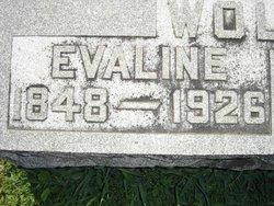 Evaline <i>Devoe</i> Wolary