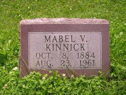 Mabel V. Kinnick