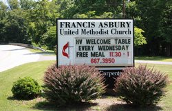 Francis Asbury UMC Cemetery