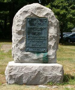 Saint Thomas Episcopal Burying Ground