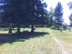 Hygiene Cemetery
